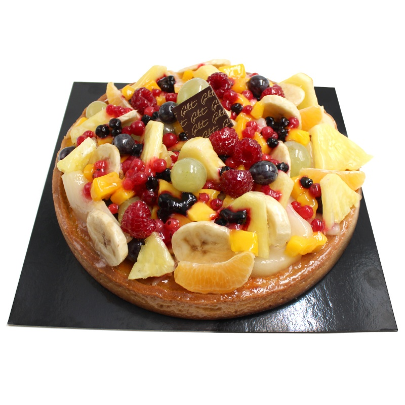 TARTE AUX 7 FRUITS
