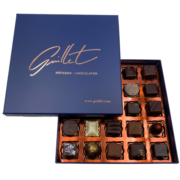 Coffret de 25 chocolats