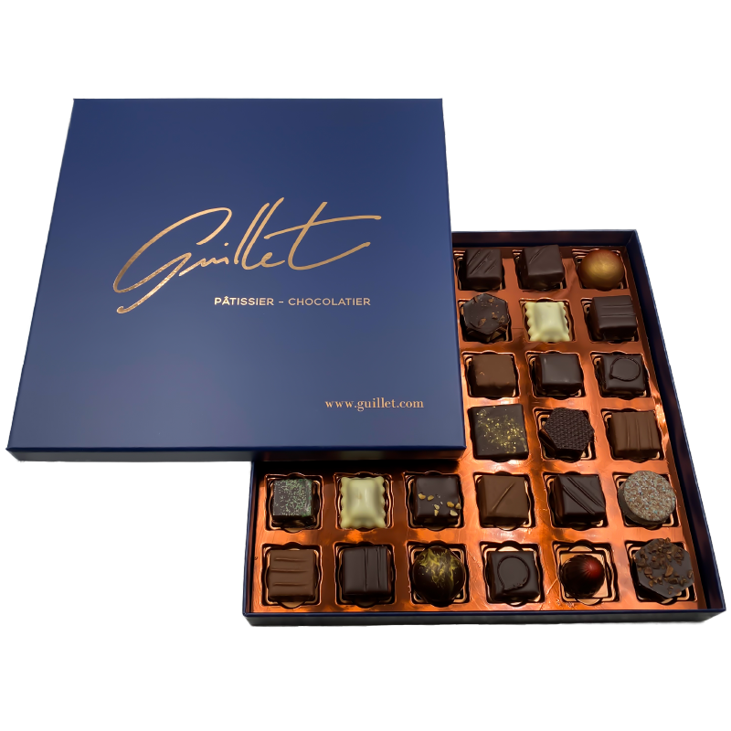 Coffret de 36 chocolats